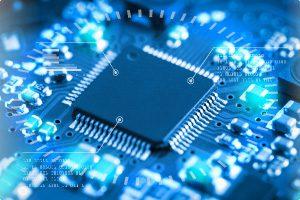 写真:半導体産業用ロボットシステムのイメージ写真